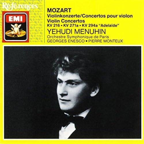 Yehudi Menuhin/Orchestre Symphonique De Paris/George Enescu/Pierre Monteux