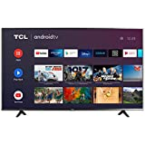 """tcl 50"""" class 4-series 4k uhd hdr smart android tv - 50s434-ca"""