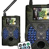 Wildbayer WAIDJAGD 12MP Wildkamera MMS/GPRS - Funk-Kamera, Jagdkamera