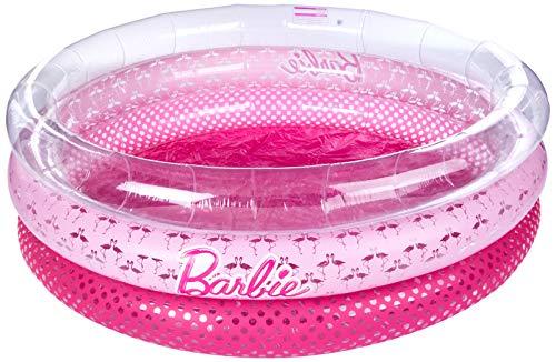 Barbie 7670-3 Piscina Fashion Grande, Rosa, 744 L