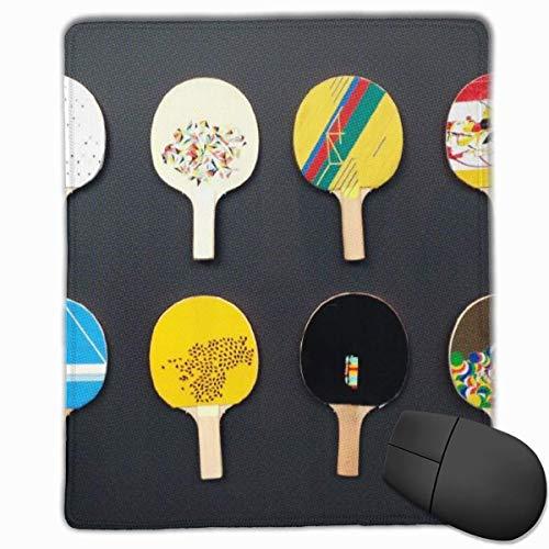 Glatte Mauspad, Tischtennis Tischtennis Pong Mobile Gaming Mousepad Work Mouse Pad Büropad