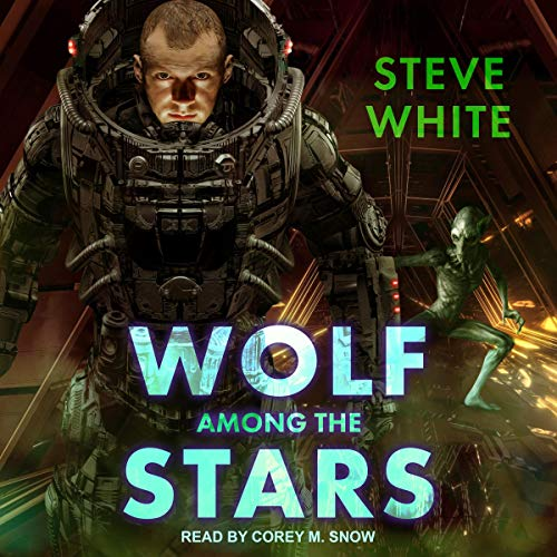 Wolf Among the Stars cover art
