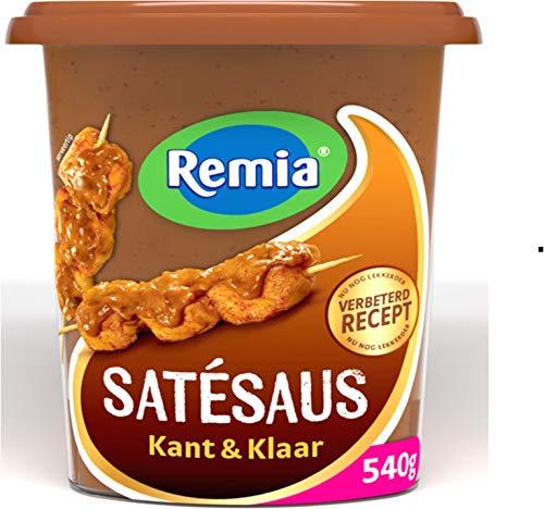 SATÉSAUS -KANT & KLAAR /ERDNUSS - SOSSE - 540 ML
