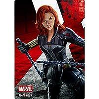 Marvel(マーベル) BLACK WIDOW:THE MOVIE(ブラック・ウィドウ) 下敷き [インロック]