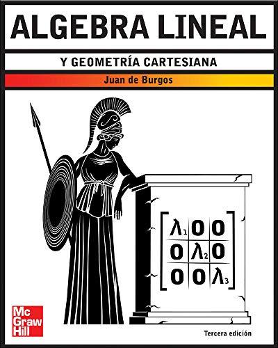 Algebra lineal y geometria cartesiana