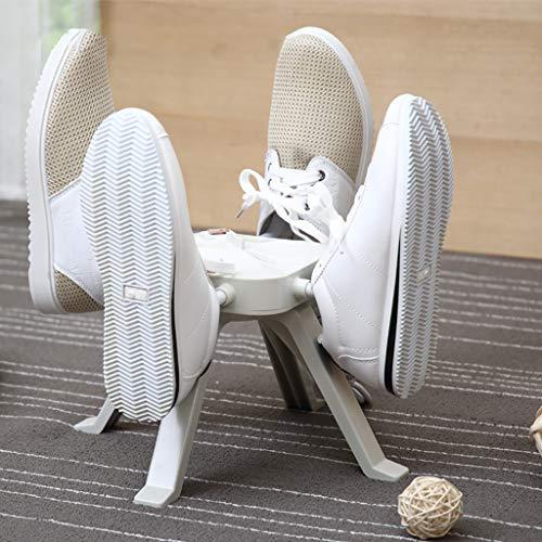 TYXTYX Secador de Botas,Eléctrico secador de Zapatos,Calzado portátil para Calentador de Botas,Ideal...