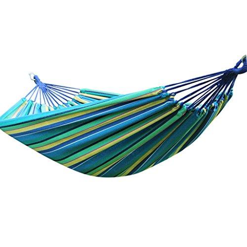 Hamacs de Jardin Camping Divertissement Swing extérieur Balcon rembourré Jardin et Patio (Size : 220 * 150cm/86.6 * 59.1inch)