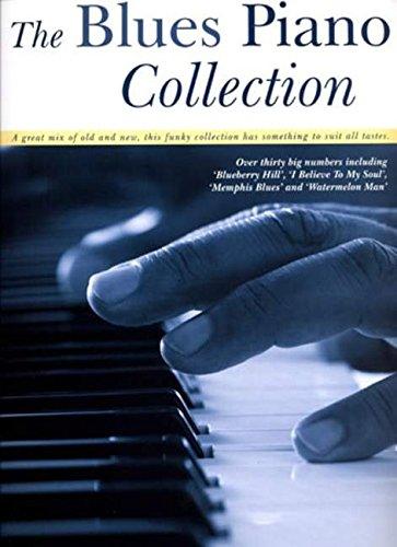The Blues Piano Collection: Noten, Sammelband für Klavier
