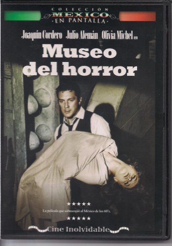 Museo del Horror [NTSC/Region 1 and 4 dvd. Import - Latin America]...