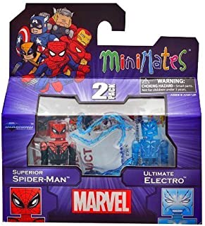 Marvel Minimates 2-Pack: Superior Spider-Man and Ultimate Electro