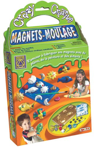 Moulage magnets
