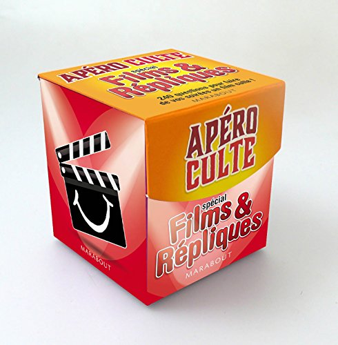 Mini-boite Apéro culte spécial films et répliques