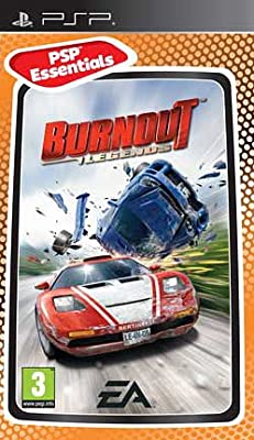 Burnout Legends Essentials (PSP)