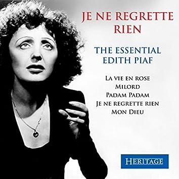 Je ne regrette rien - The Essential Edith Piaf