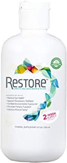 Restore Promotes Gut-Brain Health | Alleviates Gluten Sensitivity, Enhances Mental Clarity, and Strengthens Immune Function and Digestive Wellness | 2-Week Supply
