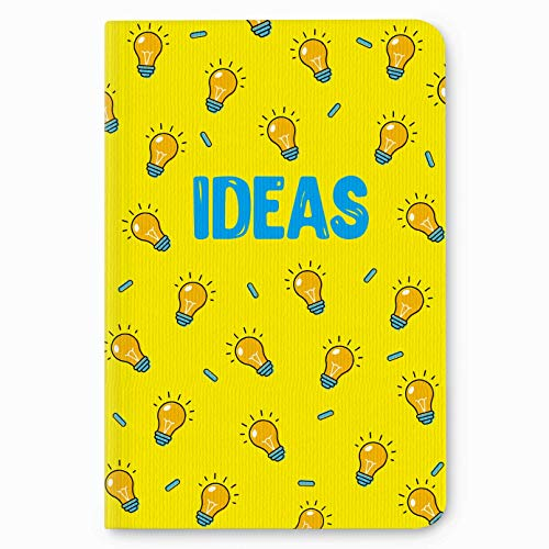 Factor Notes Notebook: 90 GSM Natural Shade Paper Journal Diary, B6, Ruled, 96 Pages (Idea)