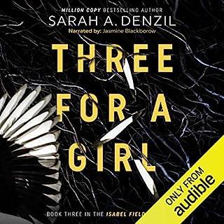 Page de couverture de Three for a Girl