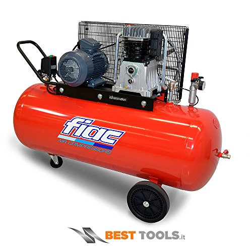 Compressore 300 litri ab 300/598 5.5 hp TRIFASE