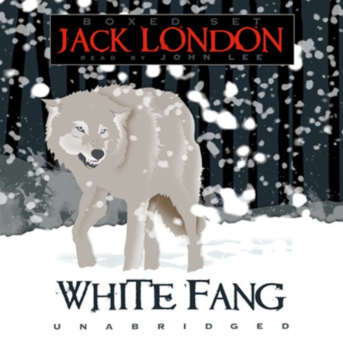 White Fang                   By:                                                                                                                                 Jack London                               Narrated by:                                                                                                                                 John Lee                      Length: 7 hrs and 49 mins     9 ratings     Overall 4.4