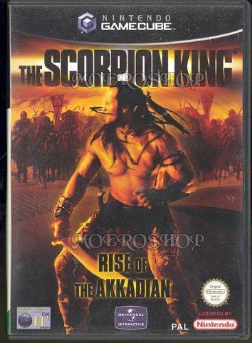 The scorpion king rise of the akkadian - GameCube - PAL UK by Nintendo GameCube