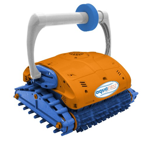 Read About Blue Wave NE3300F Aquafirst Premium Robotic Wall Climber Cleaner for In-Ground Pools