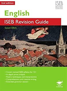 English ISEB: A Revision Guide for Common Entrance