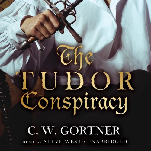 The Tudor Conspiracy cover art