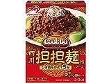 味の素 Cook Do クックドゥ (麺用合わせ調味料)四川坦坦麺用 1セット(3個)