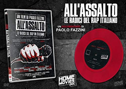 """All'Assalto - Le radici del Rap Italiano - Limited 200 copie + Vinile 7"""" [Home Movies Doc]"""