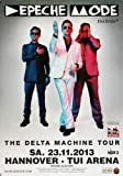 Depeche Mode - The Delta Machine, Hannover 2013 »