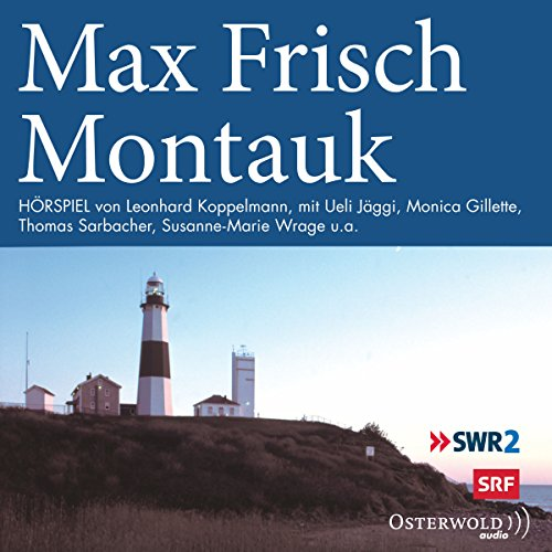 Montauk audiobook cover art