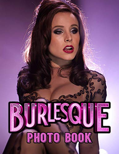 Burlesque Photo Book: Burlesque Collection Image Pages Book Books For Adult And Kid