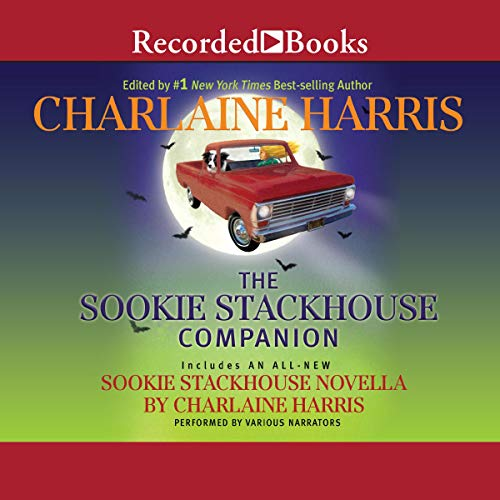 The Sookie Stackhouse Companion  By  cover art