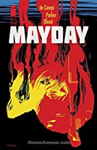 Mayday (Image) #1B VF/NM ; Image comic book