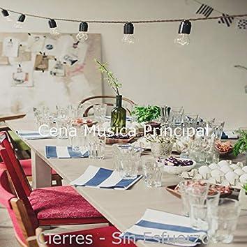 Cierres - Sin Esfuerzo