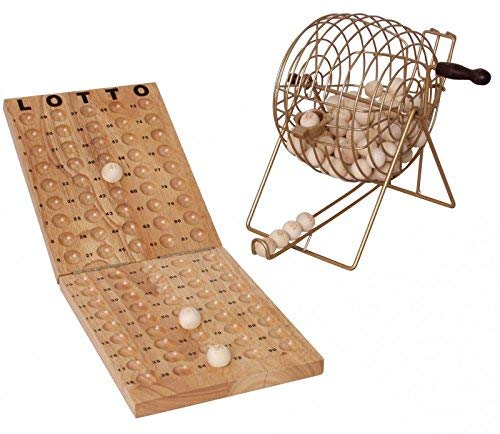 Bingo-Lotto-Set