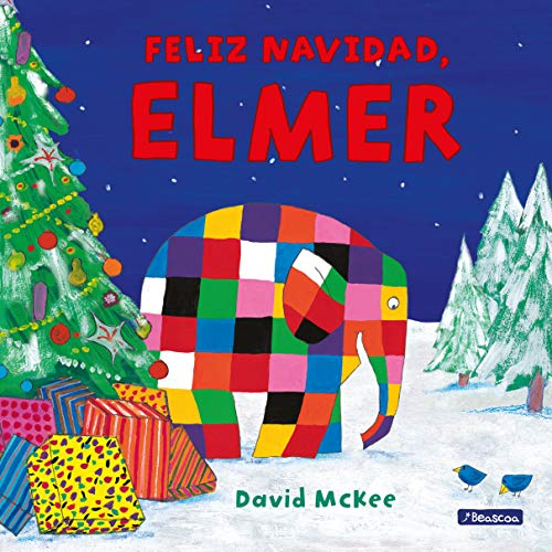 Feliz Navidad, Elmer (Elmer. Álbum ilustrado)