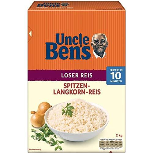 Uncle Bens Langkornreis 10 Minuten 2kg