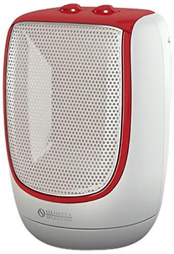 Olimpia Splendid 99544 Radical Smart Termoventilatore Ceramico, 1800 W, 230 V, Bianco
