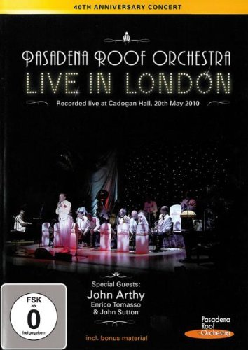 The Pasadena Roof Orchestra - Live in London
