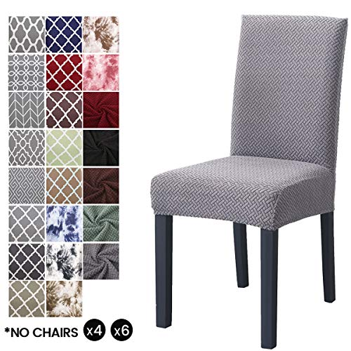 LiveGo Fundas para sillas de Comedor