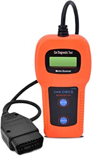 XTOOL U480 OBDII Engine Check Code Reader Auto Diagnostic Trouble Codes Scanner