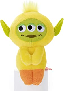 タカラトミーアーツディズニーキャラクター ちょっこりさん コスチュームエイリアン -ダッキー- ぬいぐるみ 高さ 約12cm