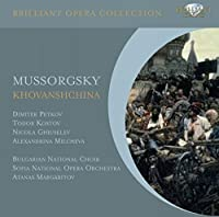 Mussorgsky: Khovanshchina (Rimsky-Korsakov Edition) by Bulgarian National Choir (2011-09-27)