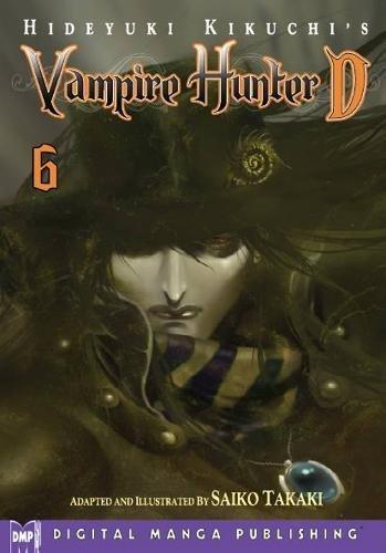 Hideyuki Kikuchi's Vampire Hunter D 6