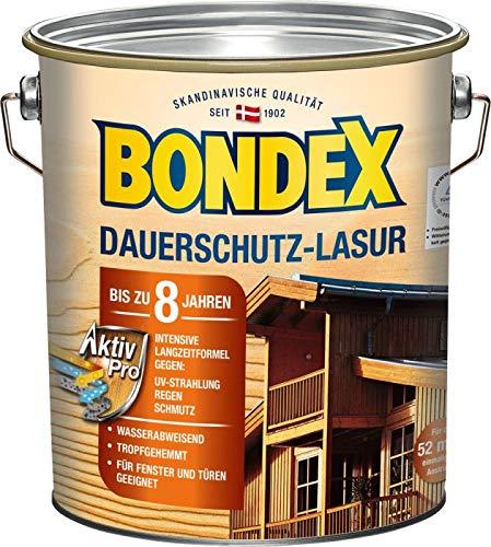Bondex Dauerschutz-Lasur Teak 4,00 l - 329919