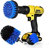 StillCool Drill Brush Cepillos para el Taladro, 3pcs Electric Drill Brush 2'3.5' 4'Cepillo...