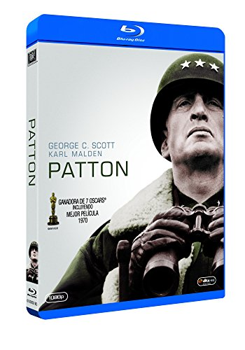 Patton Blu-Ray [Blu-ray]