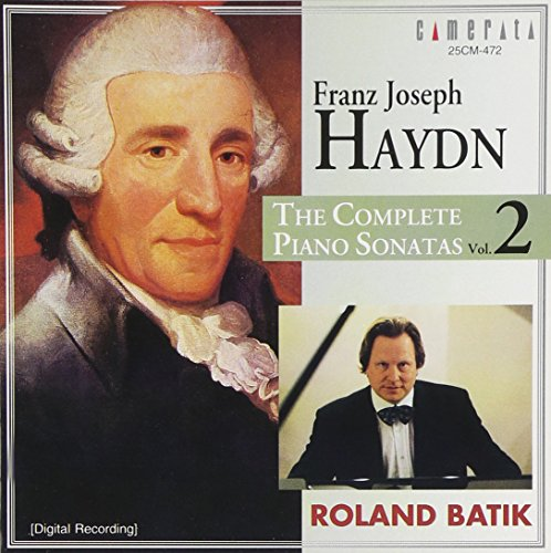 Roland Batik - The Complete Piano Sonatas Volume 2