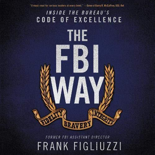 The FBI Way cover art